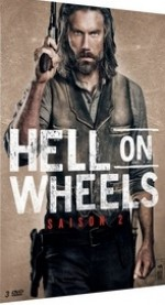 Jaquette Hell on Wheels - Saison 2