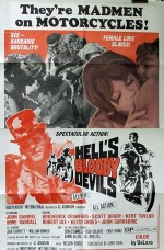 Jaquette Hell's Bloody Devils