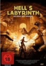 Jaquette Hell's Labyrinth
