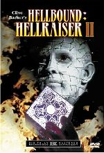 Jaquette HELLBOUND HELLRAISER 2 (SPECIAL EDITION) EPUISE/OUT OF PRINT