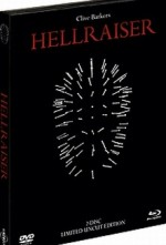 Jaquette Hellraiser (DVD+Blu-Ray) - Black Edition