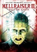 Jaquette Hellraiser III: Hell on Earth