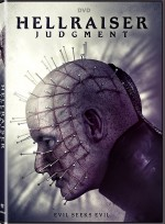Jaquette Hellraiser Judgement