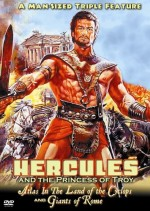 Jaquette Hercule and the Princess of Troy