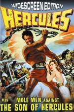 Jaquette Hercules & Mole Men Against the Son of Hercules