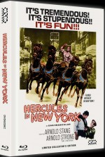 Jaquette Herkules in New York (Cover C)