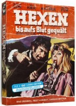 Jaquette Hexen Bis Aufs Blut Geqult Digipack (2DVD + Blu-ray)