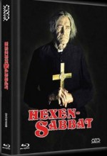 Jaquette Hexensabbat - Cover B - gro�e Hartbox - Limited 111 Edition
