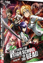 Jaquette High School of the Dead - Intégrale