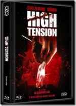Jaquette High Tension (Mediabook Cover B)