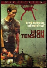 Jaquette High Tension Unrated Widescreen