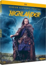 Jaquette Highlander (Édition Prestige - Version Restaurée)