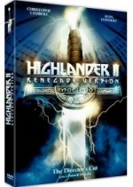 Jaquette Highlander II Renegade Version