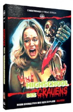 Jaquette  Highschool des Grauens (DVD + BLURAY) - Cover A