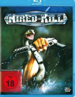 Jaquette Hired to Kill (Blu-Ray+DVD) (2Discs) - Limited 666 Edition