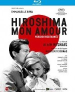 Jaquette Hiroshima mon amour (édition Collector - Version Restaurée)