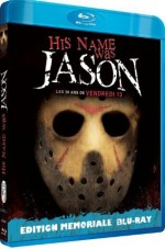 Jaquette His Name Was Jason : 30 Years of Friday the 13th