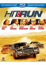 Jaquette Hit & Run (Combo Blu-ray + DVD)