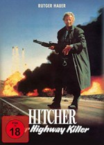 Jaquette Hitcher, der Highway Killer (DVD + BLURAY)