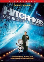 Jaquette Hitchhiker's Guide to the Galaxy, The