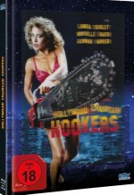Jaquette Hollywood Chainsaw Hookers - Cover A (DVD + BLURAY)