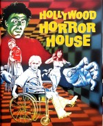 Jaquette Hollywood Horror House (DVD + BLURAY)