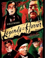 Jaquette Hollywood's Legends of Horror Collection