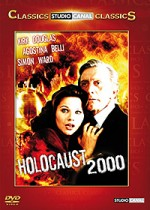 Jaquette Holocaust 2000 EPUISE/OUT OF PRINT