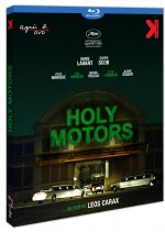 Jaquette Holy Motors
