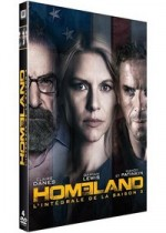 Jaquette Homeland - L'int�grale de la Saison 3 (�dition Limit�e)