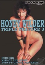 Jaquette Honey Wilder Triple Feature 3