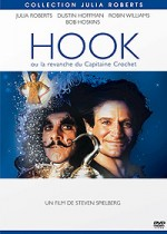 Jaquette Hook, ou la revanche du Capitaine Crochet (édition Collector)