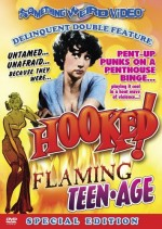 Jaquette Hooked / The Flaming Teenage