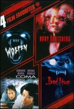 Jaquette Horror: 4 Film Favorites