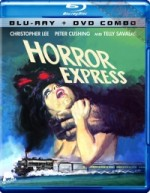 Jaquette Horror Express