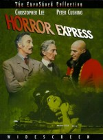 Jaquette Horror Express Limited Edition