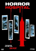 Jaquette Horror Hospital