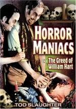 Jaquette HORROR MANIACS