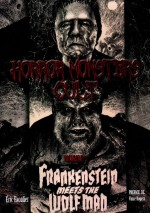 Jaquette Horror Monsters Cult volume 1