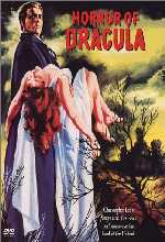 Jaquette HORROR OF DRACULA
