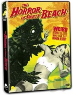 Jaquette Horror of Party Beach
