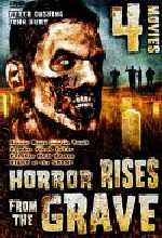 Jaquette HORROR RISES FROM THE GRAVE (4 MOVIE SET)