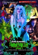 Jaquette Horrorbabe 2 EPUISE/OUT OF PRINT