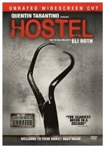 Jaquette Hostel Unrated