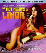 Jaquette Hot Nights of Linda (DVD + BLURAY)
