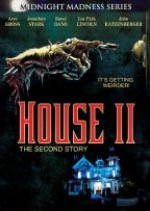 Jaquette House 2 - The Second Story