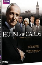 Jaquette House of Cards - Saison 2