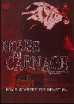 Jaquette House of Carnage