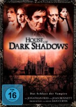 Jaquette House of Dark Shadows EPUISE/OUT OF PRINT