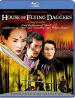 Jaquette House of Flying Daggers